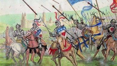 Photo of احداث معركة بواتييه ..