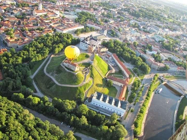 عدد سكان دولة ليتوانيا