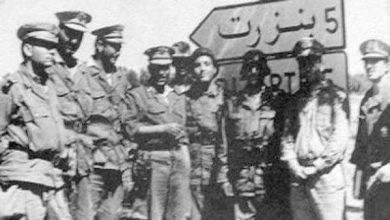 Photo of أحداث معركة الجلاء عن بنزرت 15 أكتوبر 1963 ..