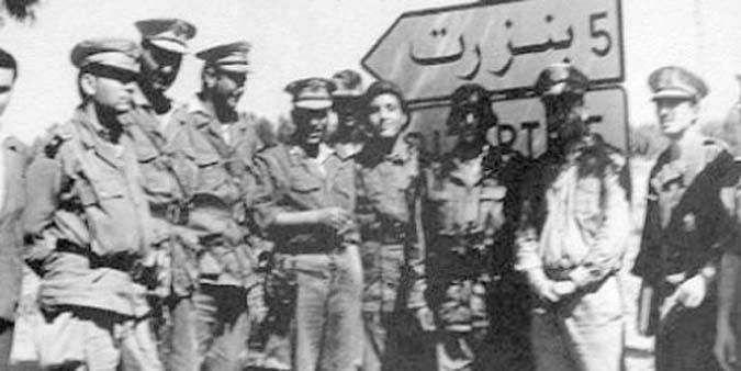 أحداث معركة الجلاء عن بنزرت 15 أكتوبر 1963