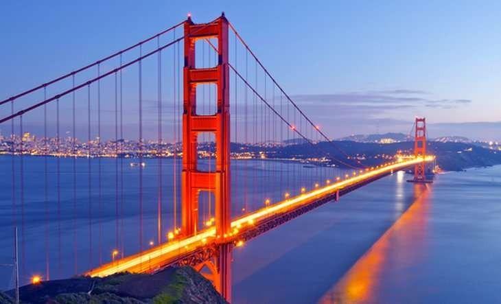 السياحة في ولاية كاليفورنيا الأمريكية