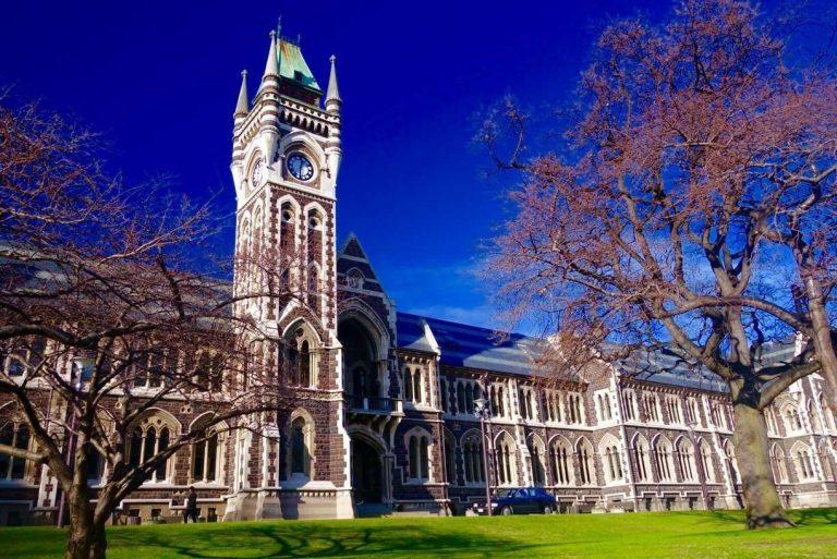الجامعات في دولة نيوزيلاندا