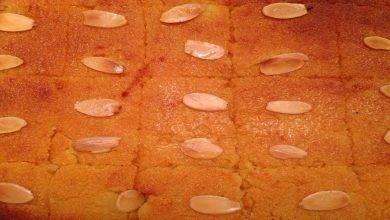 Photo of طريقة عمل النمورة اللبنانية