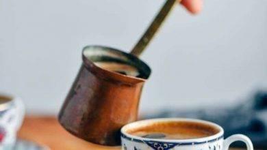 صورة طريقة عمل التركية قهوة