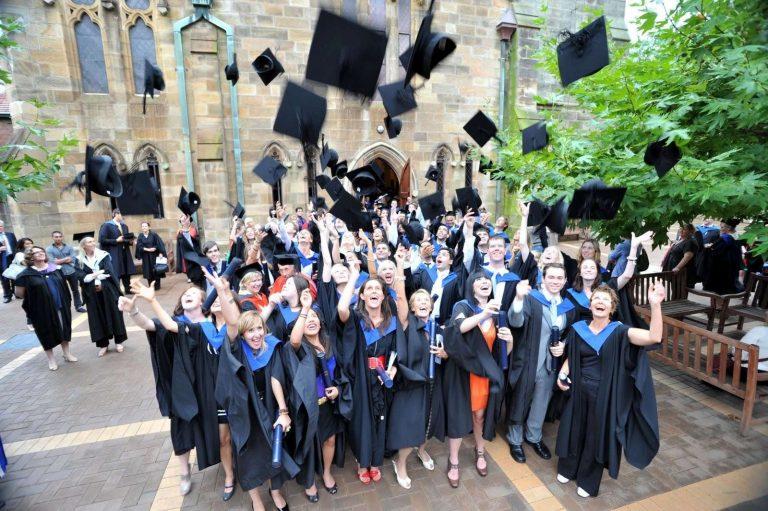 الجامعات في دولة أستراليا
