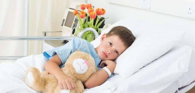 أعراض مرض الكبد عند الأطفال