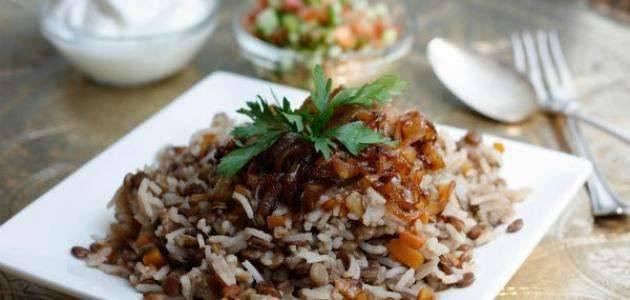 اكلات شتوية لبنانية