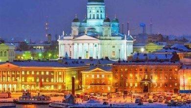 صورة السياحة الشتوية في فنلندا