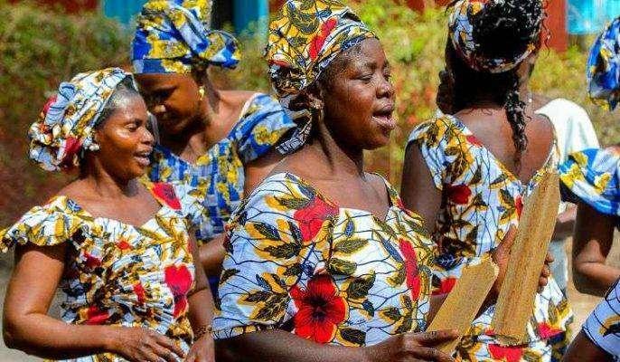 التّركيبة السّكّانيّة في دولة السنغال