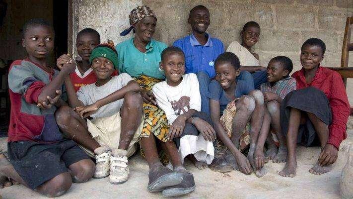 التّركيبة السّكّانيّة في دولة زامبيا