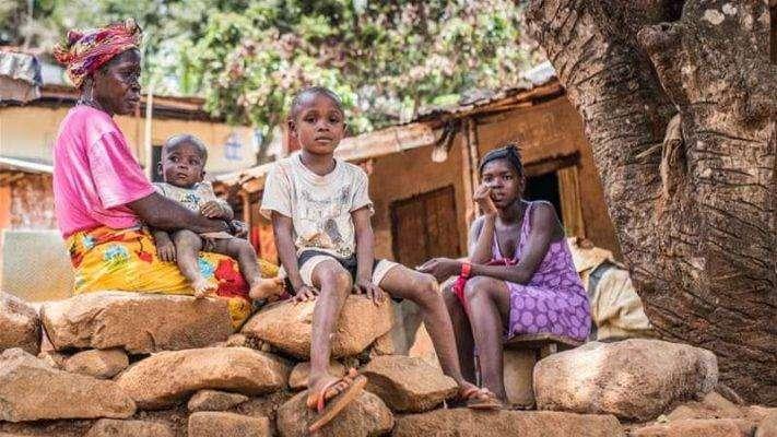 التّركيبة السّكّانيّة في دولة سيراليون