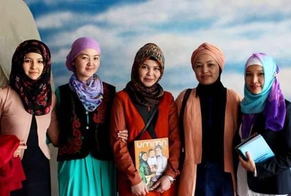 التّركيبة السّكّانيّة في دولة قرغيزستان