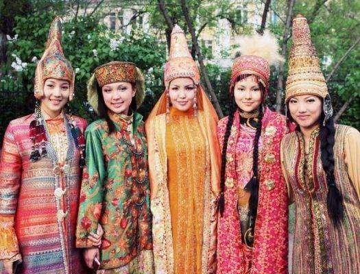 التّركيبة السّكّانيّة في دولة كازاخستان