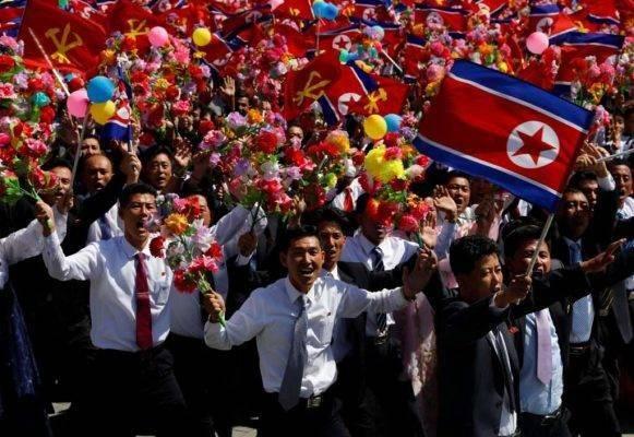 التّركيبة السّكّانيّة في كوريا الشمالية