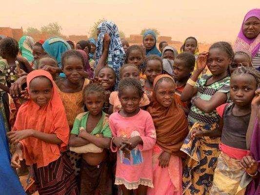التّوقّعات السّكّانيّة في دولة النيجر