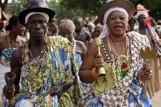 الدّين في دولة توغو