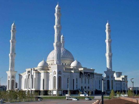 الدّين في دولة كازاخستان