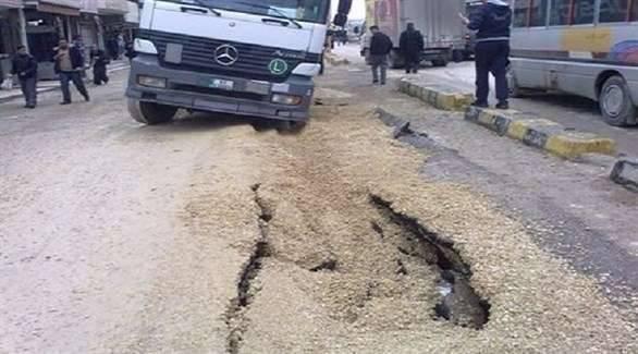 الزلازل في الاردن