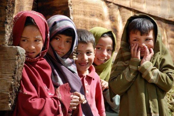 النّموُّ السّكّانيّ في باكستان