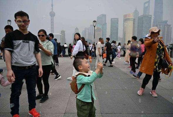 النّموّ السّكّانيّ في الصين