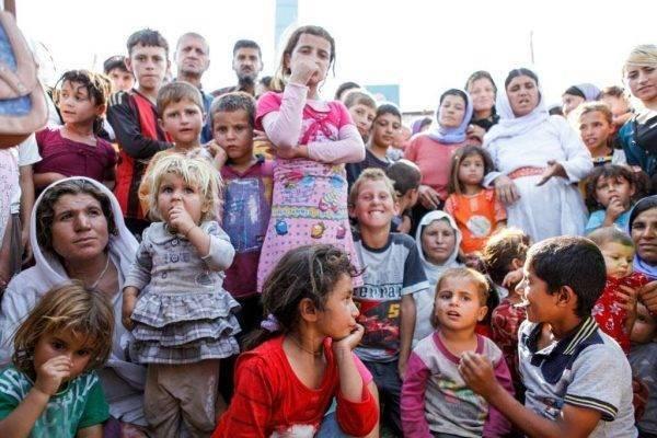 النّموّ السّكّانيّ في العراق
