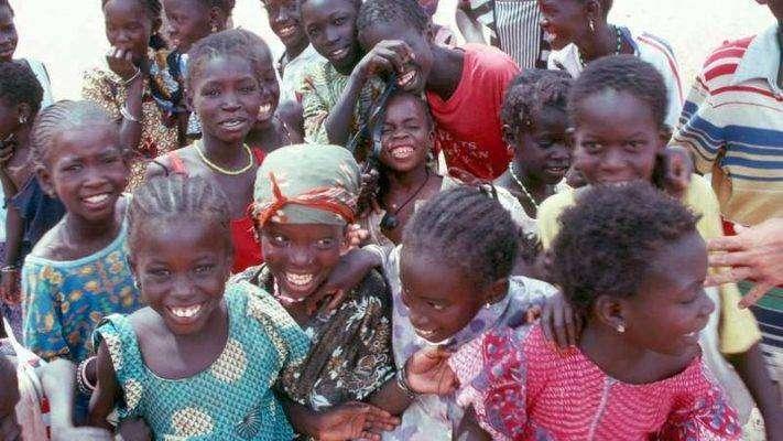 النّموّ السّكّانيّ في دولة السنغال