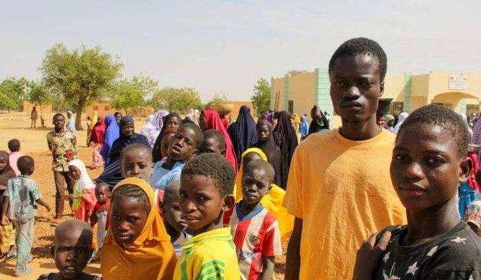 النّموّ السّكّانيّ في دولة النيجر
