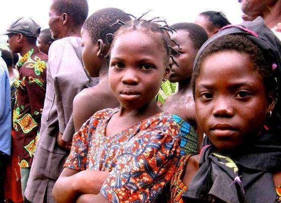 النّموّ السّكّانيّ في دولة توغو