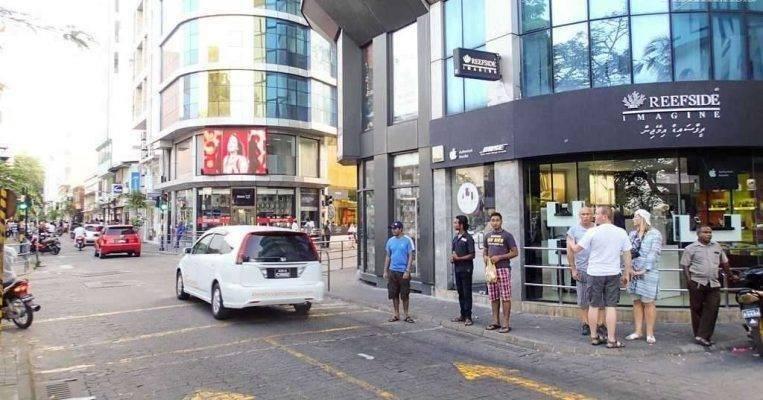 النّموّ السّكّانيّ في دولة جزر المالديف