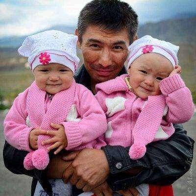 النّموّ السّكّانيّ في دولة قيرغيزستان