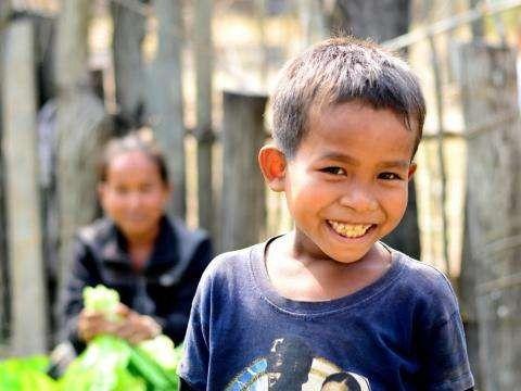 النّموّ السّكّانيّ في دولة لاوس