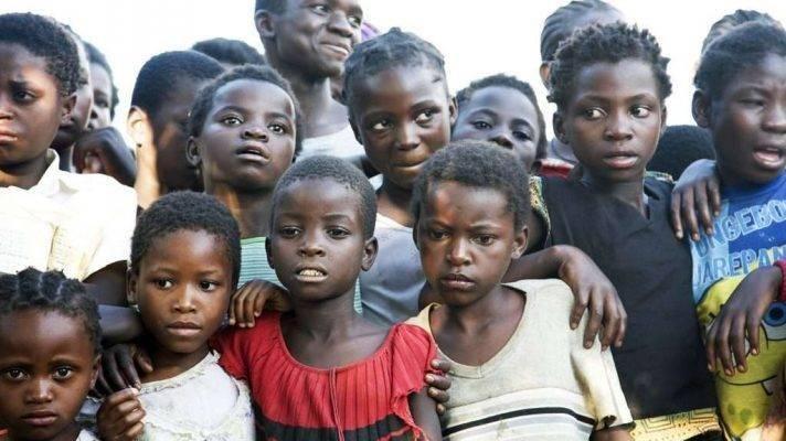 النّموّ السّكّانيّ في زيمبابوي
