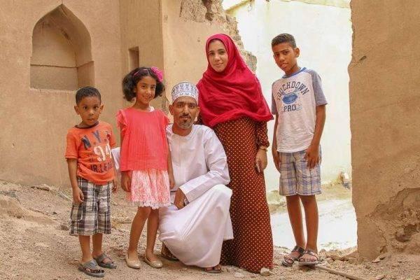 النّموّ السّكّانيّ في سلطنة عمان