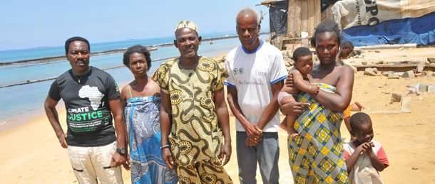 الهرم العمريّ في دولة توغو