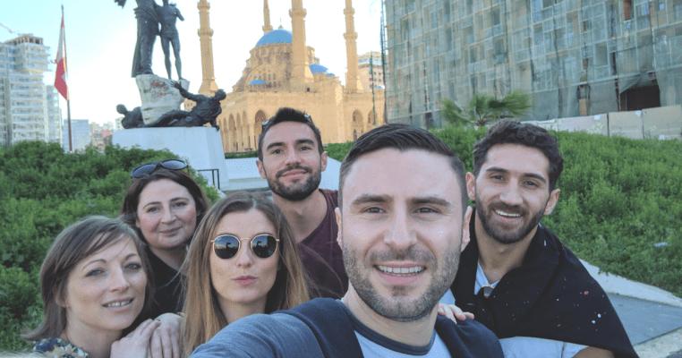 الهيكل العمريِّ للسّكّان في دولة لبنان