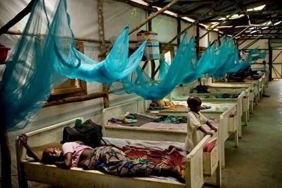 الوضع الصّحّيّ والاقتصاديّ للسّكّان في سيراليون