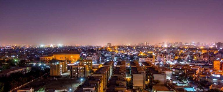 عدد سكان دولة باكستان