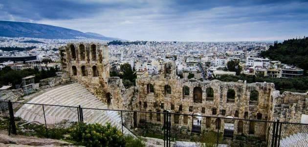 بماذا تشتهر دولة اليونان