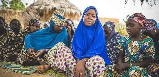 تاريخ السّكّان في دولة النيجر