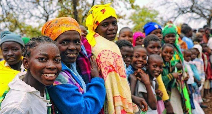 تاريخ السّكّان في زيمبابوي