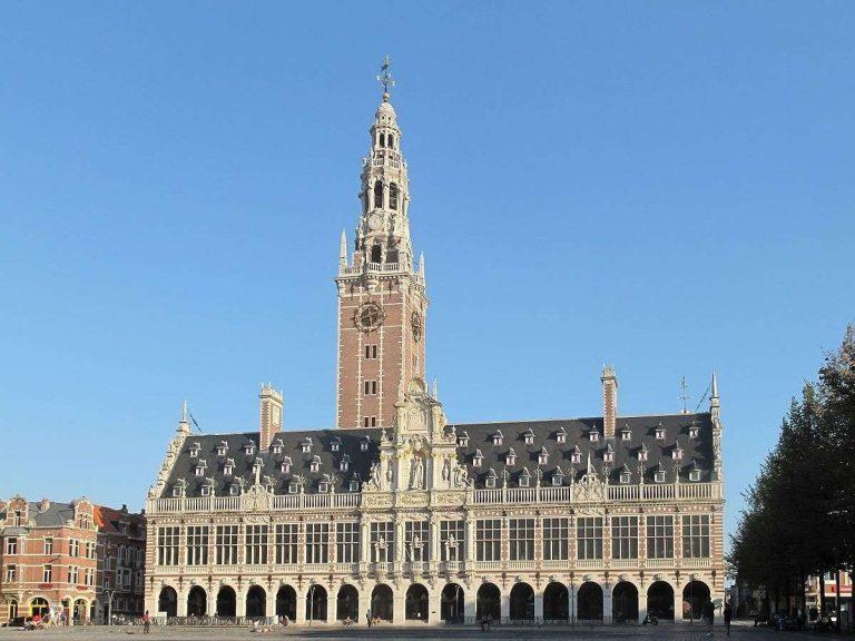 الجامعات في بلجيكا
