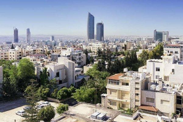 توزيع السّكّان في المدن الأردنيّة