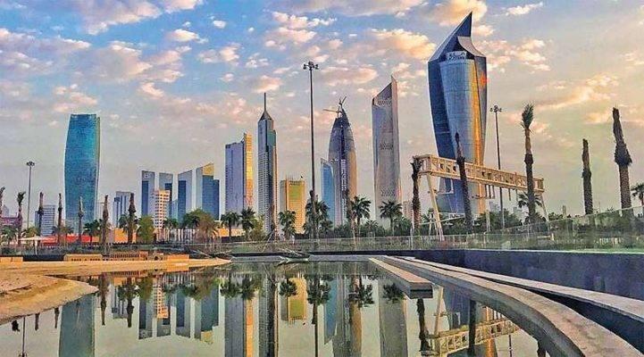 توزيع السّكّان في المدن الكويتيّة