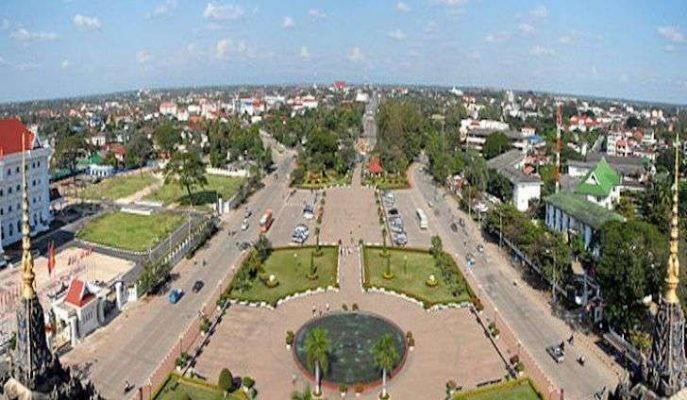 توزيع السّكّان في المدن في دولة لاوس
