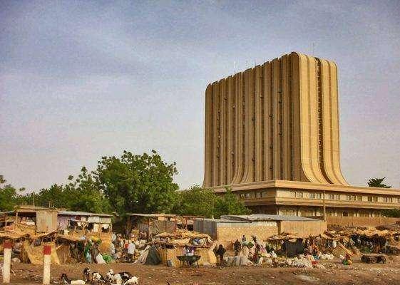 توزيع السّكّان في المُدن النّيجريّة