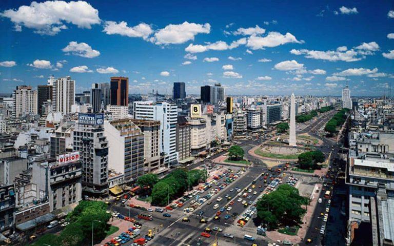بماذا تشتهر دولة الأرجنتين