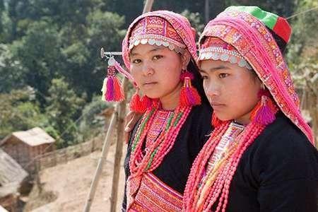 ديموغرافيا دولة لاوس