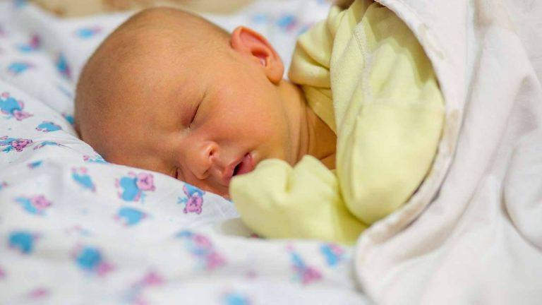 اعراض مرض الكبد عند الرضع