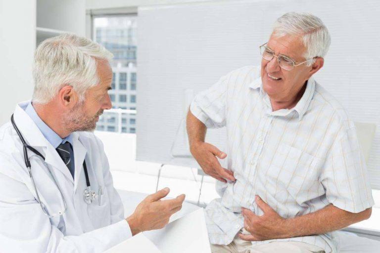 اعراض مرض الكبد عند الرجال