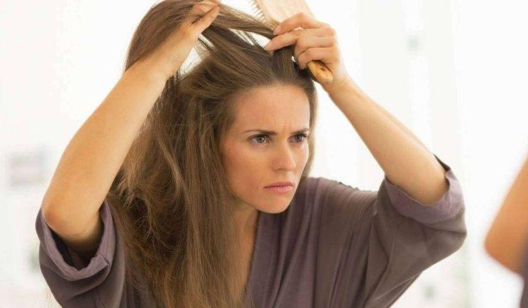 فوائد غسل الشعر بالخل الأبيض